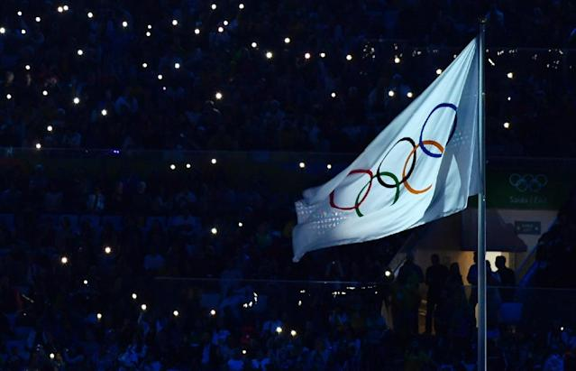 Paris and Los Angeles are vying for the right to host the 2024 Games (AFP Photo/Fabrice COFFRINI)