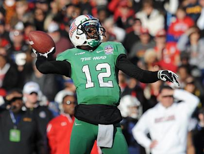 Rakeem Cato and Marshall have the opportunity to make noise on the national stage this season. (AP)