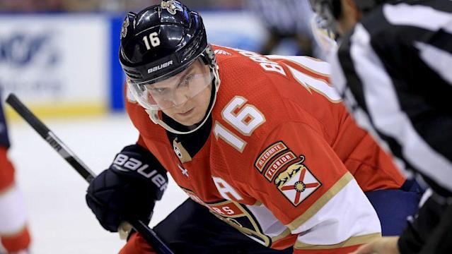 The Florida Panthers aren't anyone's idea of a juggernaut, but they are making a surprising run. (AP)
