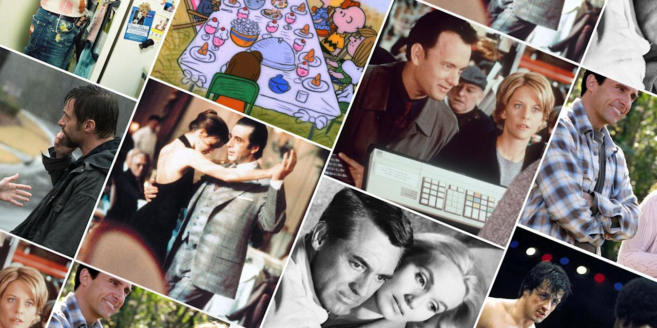 <p>From '90s cult classics to your favorite feel-good comedies, these are the movies to get you in the holiday spirit ahead of Thursday's feast.</p>