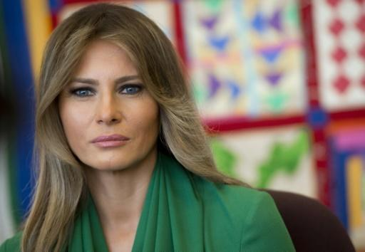 Why People Are Freaking out About Melania Trump Being