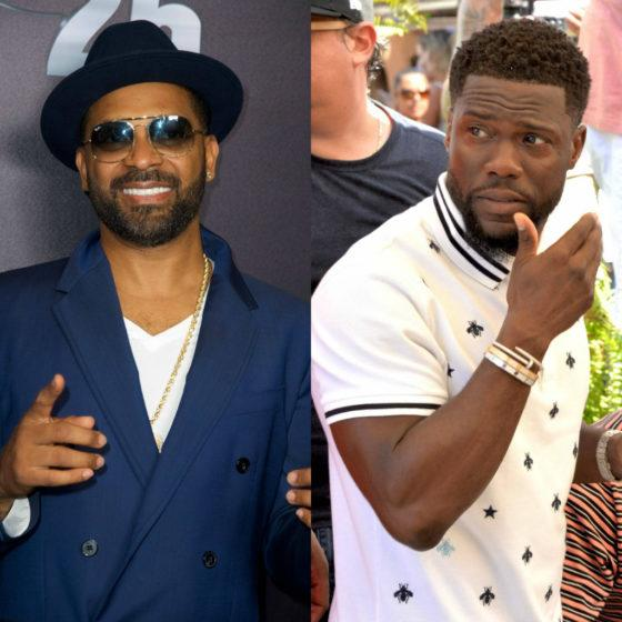 """Mike Epps Gives Kevin Hart Advice Amid Cheating Scandal: """"Keep Your Wee Wee In Your Pants"""""""