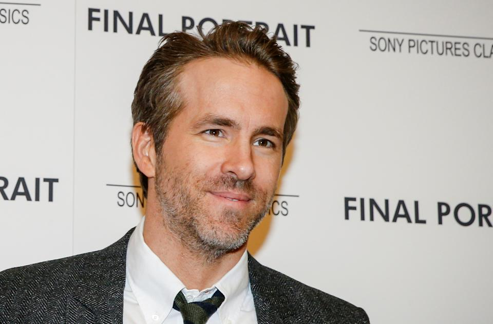 """Ryan Reynolds stars in a new Snapchat series titled """"Ryan Doesn't Know."""" (Photo: ANGELA WEISS/AFP via Getty Images)"""