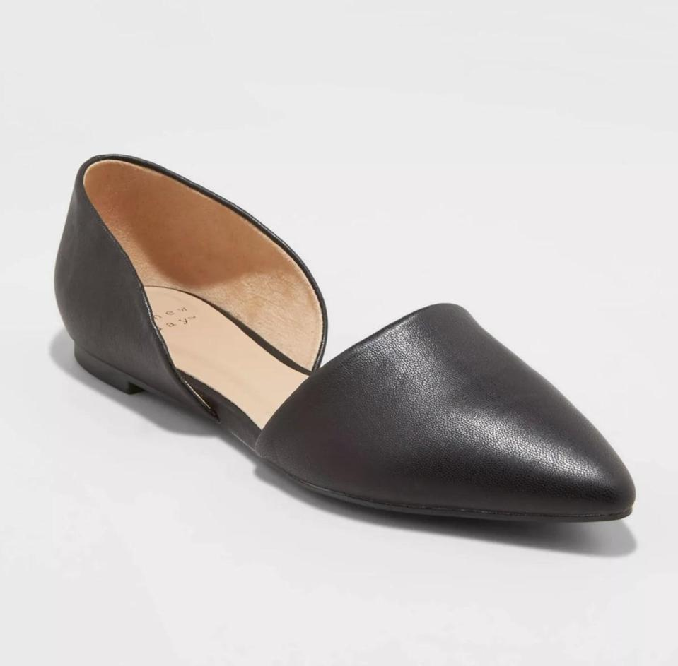 <p>Everyone could use a fresh pair of <span>Rebecca Ballet Flats</span> ($20) from time to time.</p>