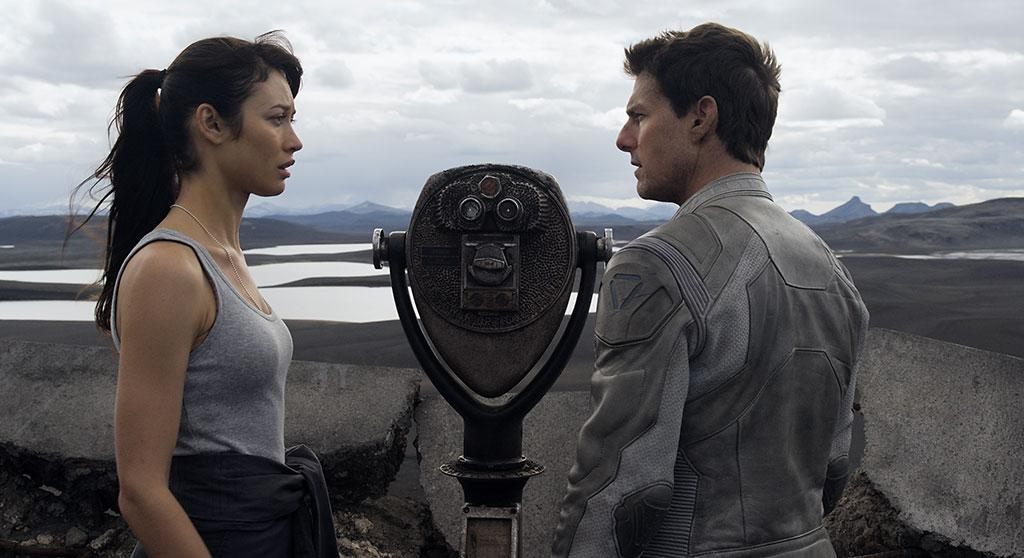 "Tom Cruise in Universal Pictures' ""Oblivion"" - 2013"