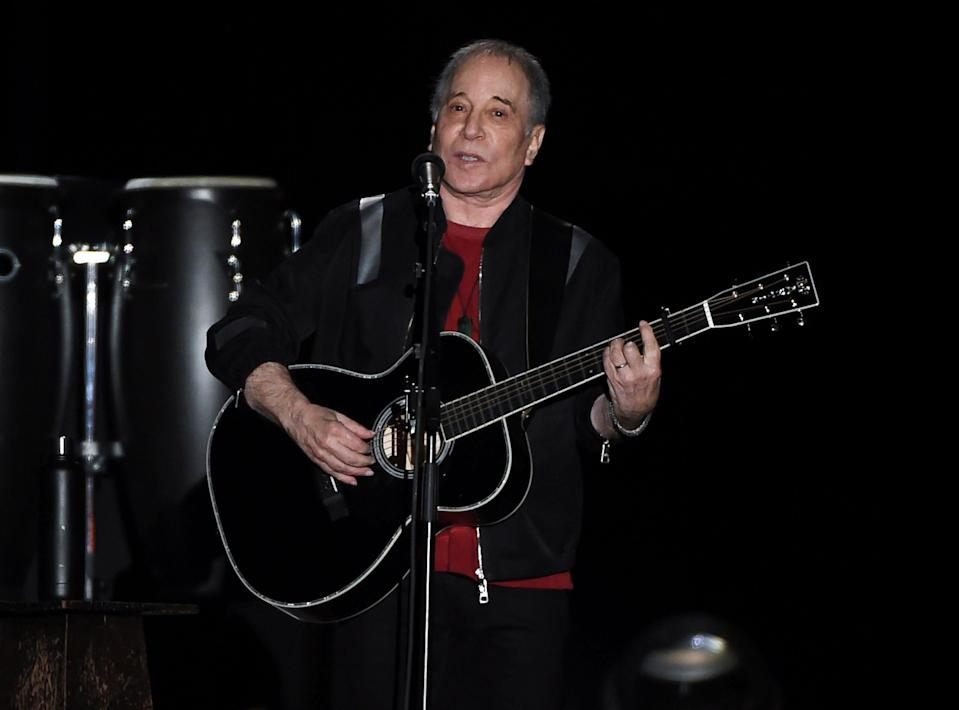 Sony Music Publishing announced Wednesday that it has acquired Paul Simon's catalog, which includes six decades of music, from his time in Simon & Garfunkel to his solo career.