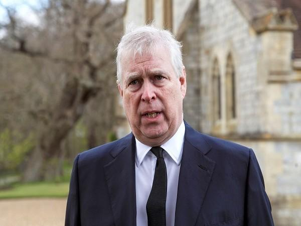 Britain's Prince Andrew (Photo Credit: Reuters)