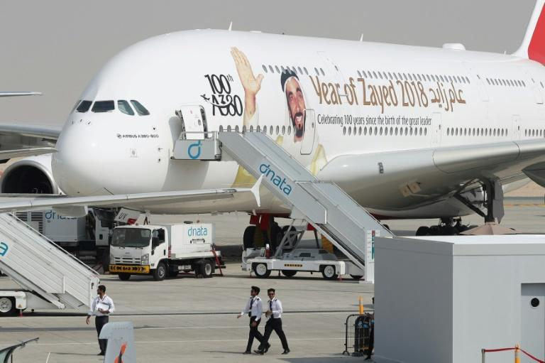 The order comes just days after Airbus sounded alarm bells on the future of the A-380