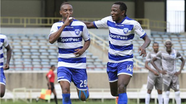 <p>MATCH REPORT: AFC Leopards licks sweet Chemelil Sugar</p>