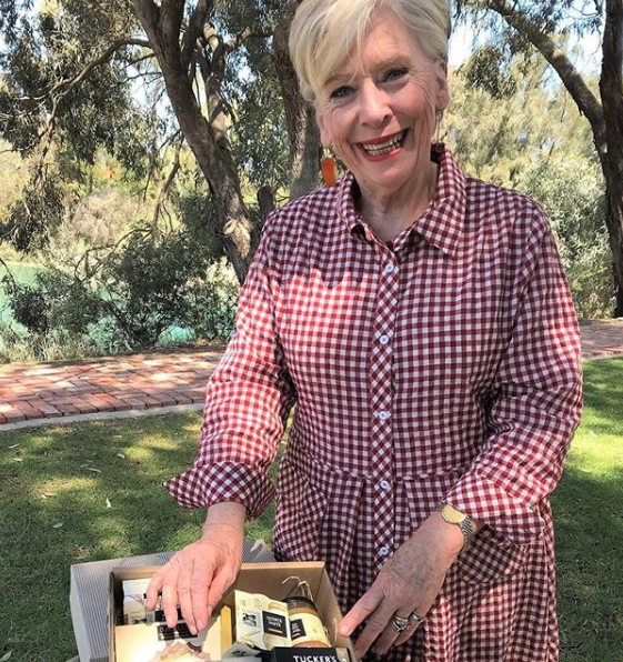 """Maggie Beer confirmed her daughter's death on social media, saying she died """"unexpectedly yet peacefully""""."""