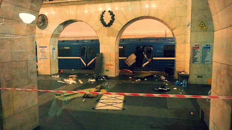 Watch: Russia's History of Terror Attacks Before St Petersburg