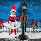"""<p><strong>The Elf on the Shelf</strong></p><p>amazon.com</p><p><a href=""""http://www.amazon.com/dp/B01KY7NJWY/?tag=syn-yahoo-20&ascsubtag=%5Bartid%7C10055.g.3033%5Bsrc%7Cyahoo-us"""" rel=""""nofollow noopener"""" target=""""_blank"""" data-ylk=""""slk:SHOP NOW"""" class=""""link rapid-noclick-resp"""">SHOP NOW</a></p><p>Poodle skirts are out, retro reindeer skirts are in, as this elf — who looks like she just came home from the sock hop — can attest.</p>"""