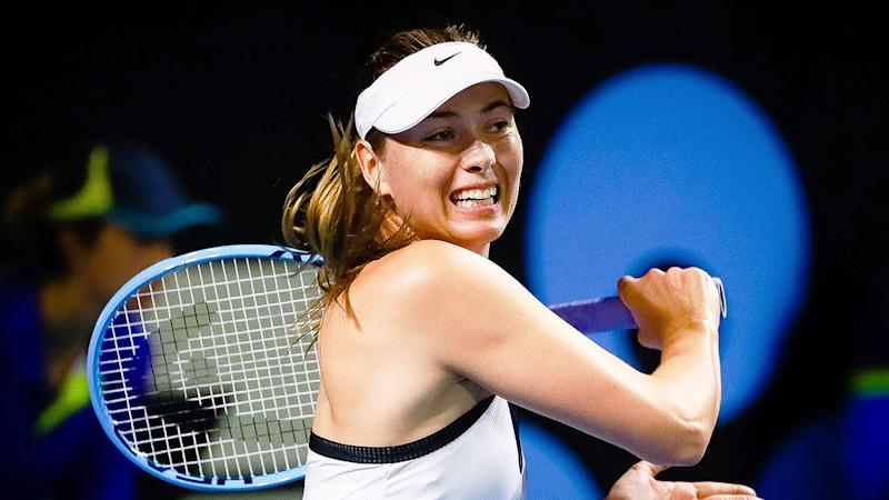 Maria Sharapova handed wildcard for Australian Open