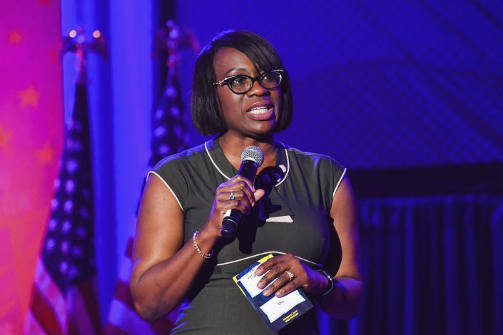 Former Sanders co-chair Nina Turner (Getty Images)