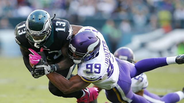 Where will the NFC Championship clash between the Minnesota Vikings and the Philadelphia Eagles be won and lost?
