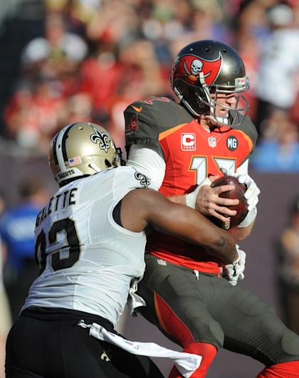 Josh McCown is coming off a rough year with the Buccaneers. (Getty Images)
