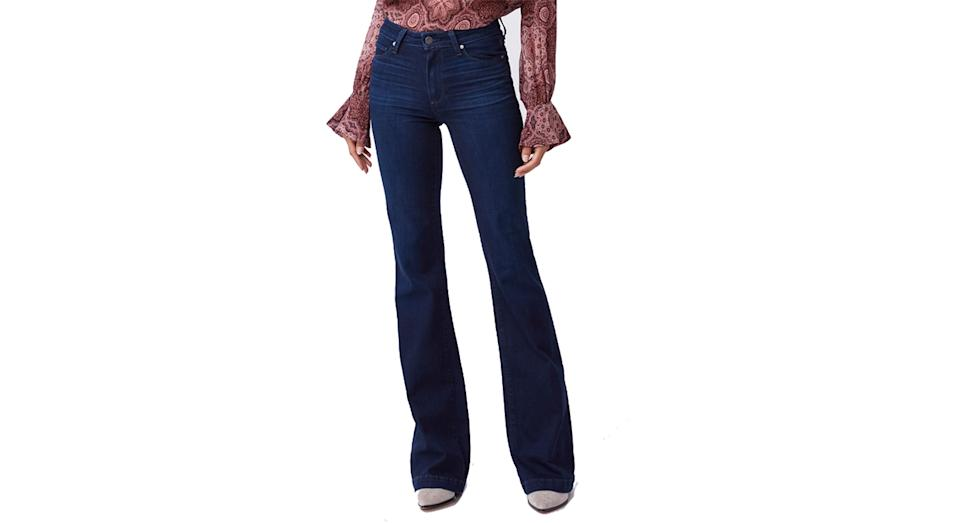 Genevieve flared jeans