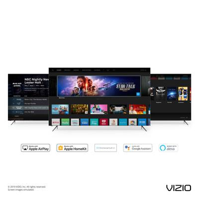 VIZIO Announces Rollout of New Features on SmartCast™ 3.0 Next-Generation Smart TV Experience. Enhancements Include Revamped Interface, Performance Improvements, Expanded Voice Search Offerings and New Apps.