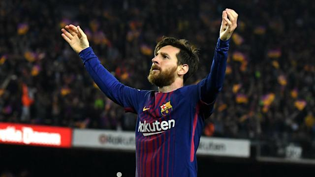 The Argentine has finished the campaign as the top goalscorer on the continent after finding the net on 34 occasions in La Liga