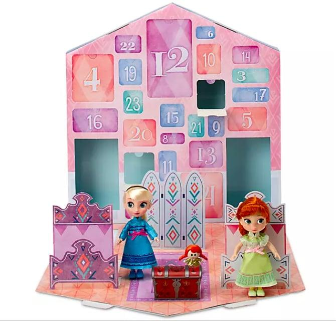 """<p>Crank up the intensity on your family's Disney obsession by bringing this <a href=""""http://www.shopdisney.com/frozen-2-advent-calendar-460023325175.html"""" target=""""_blank"""" class=""""ga-track ga-track"""" data-ga-category=""""Related"""" data-ga-label=""""http://www.shopdisney.com/frozen-2-advent-calendar-460023325175.html"""" data-ga-action=""""In-Line Links""""><strong>Frozen 2</strong> Advent Calendar</a> ($60) into your lives.</p>"""
