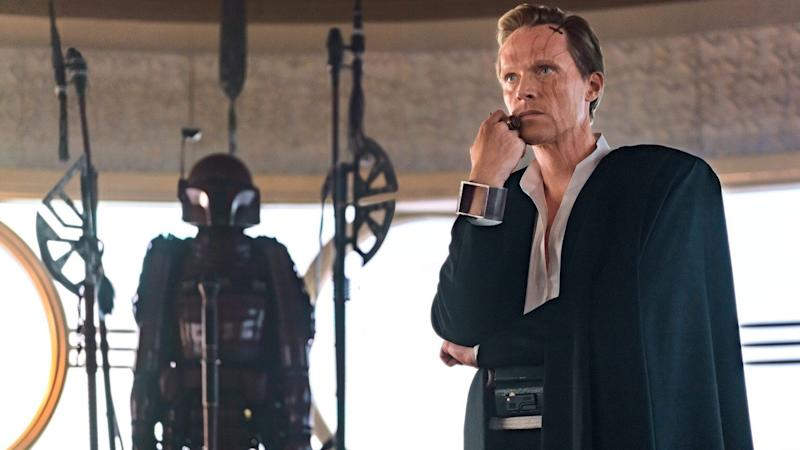 Paul Bettany as Dryden Vos (credit: Disney)