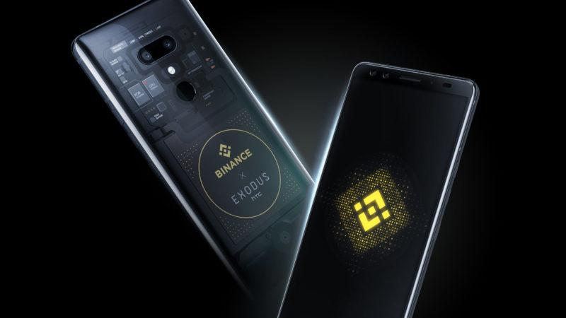 HTC cuts jobs to focus on products like blockchain smartphones