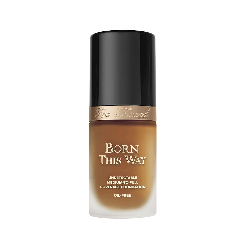 """""""Great coverage with fantastic added benefits like coconut water to help keep skin moisturized and hyaluronic acid for a smooth and healthy glow."""""""
