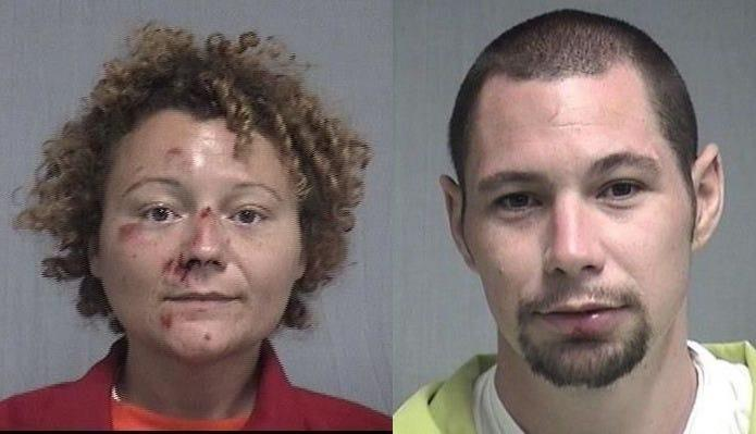 A Florida couple had sex in the back of a police car after DUI arrests