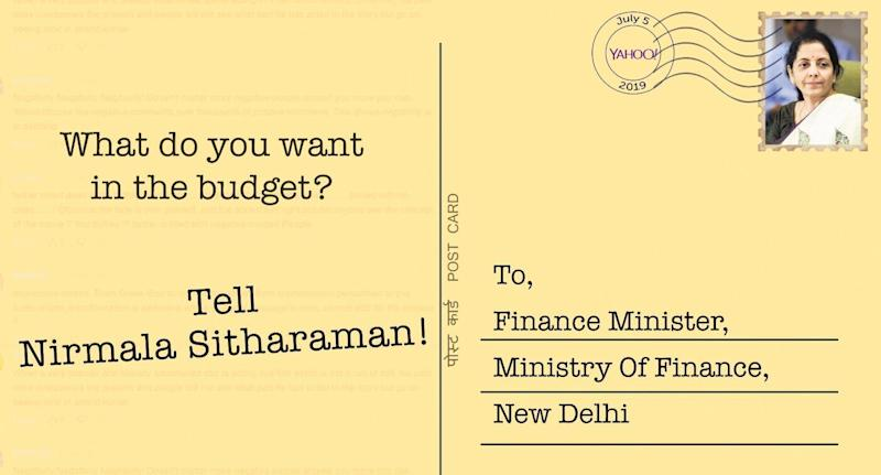 Postcard to the FM