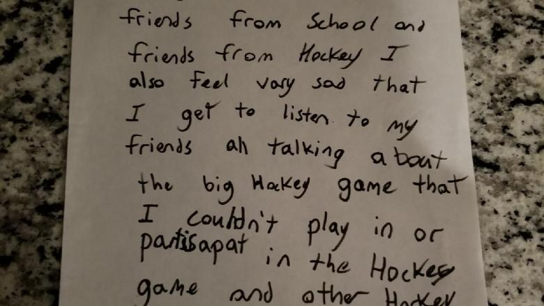 10-year-old's suspension by Hockey Alberta being called 'heavy-handed'