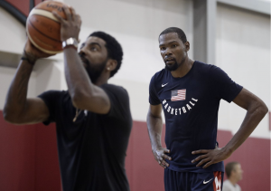 Kevin Durant (Courtesy of AP)