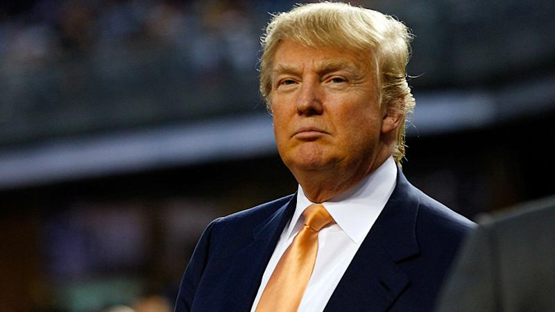Did Donald Trump lie about throwing Yankees first pitch?