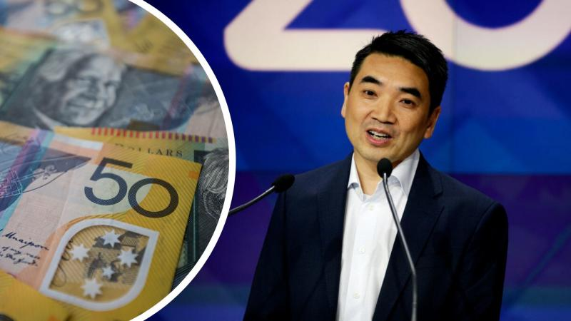 Eric Yuan has made billions as Zoom takes off. Images: Getty