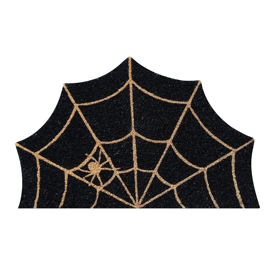 "So you don't <i>actually</i> bring cobwebs inside. <a href=""https://fave.co/3m69icr"" target=""_blank"" rel=""noopener noreferrer"">Find it for $13 at World Market</a>."