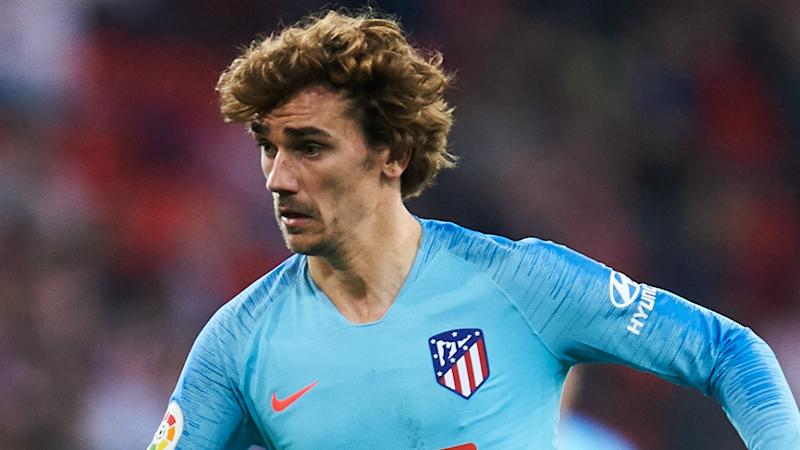 No Atletico-Barca talks for Griezmann