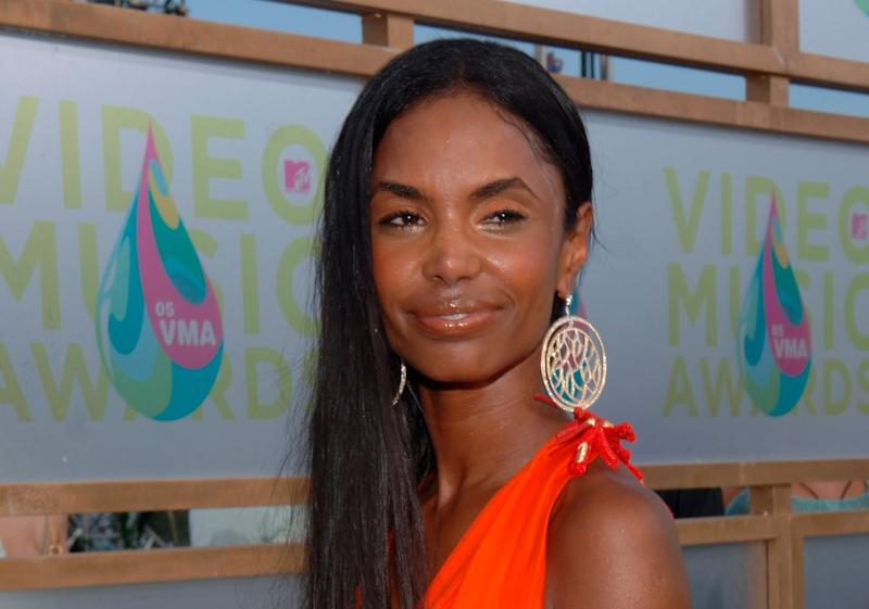 "Model and actress Kim Porter, who played Violet Walker on the TV series ""Wicked Wicked Games,"" died on Nov. 15, 2018. She was 47."