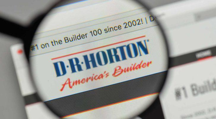 Homebuilder Stock to Invest In: DR Horton (DHI)