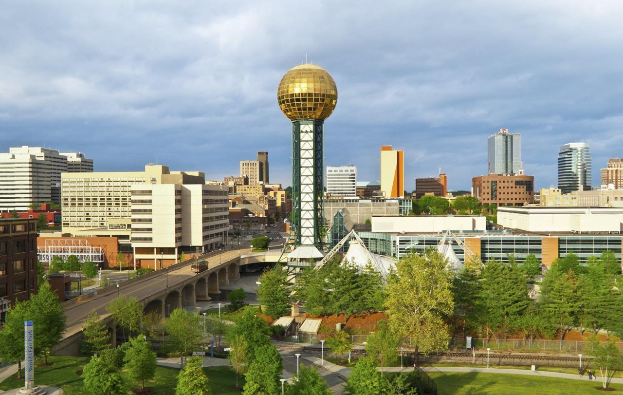 2. Knoxville, TN. Return on Investment: 85.0%, Average Days to Flip: 186, Year-Over-Year Change In Home Prices: 3.3%