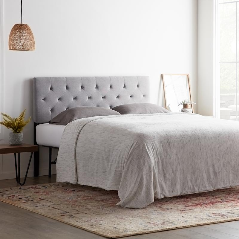 Gray is the perfect neutral—and it barely shows dirt! (Photo: Walmart)