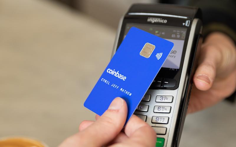 Coinbase Expands Reach of Visa Card in Europe, Adds 5 New Cryptos