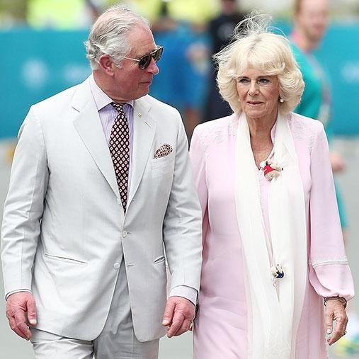 A report claims Camilla was left 'utterly jealous' over Charles' meeting with Terri. Photo: Getty