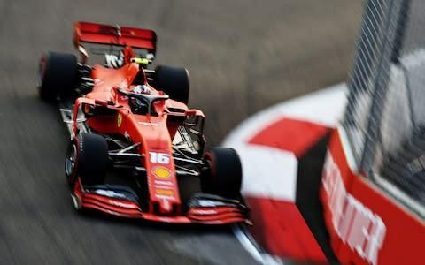 <span>Will Ferrari be competing for the top spots for the rest of the year?</span> <span>Credit: Getty Images Asia </span>