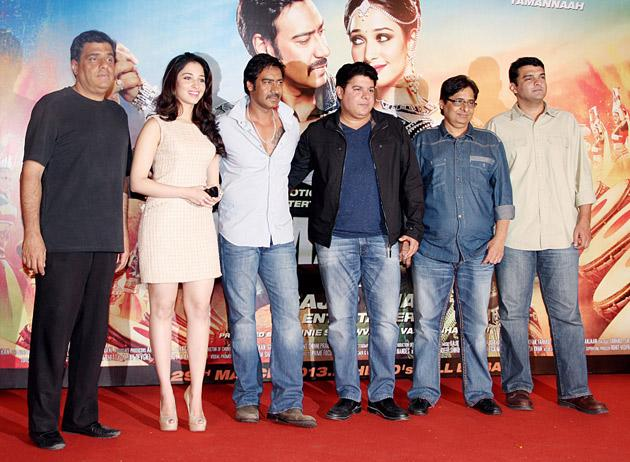 Himmatwala remake: Trailer launch pictures