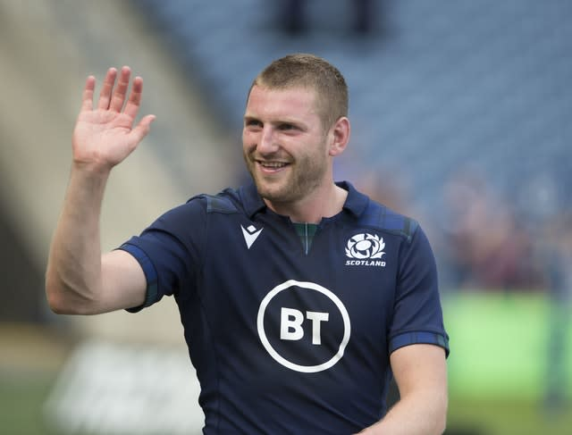 Russell will miss the Six Nations opener (Ian Rutherford/PA)