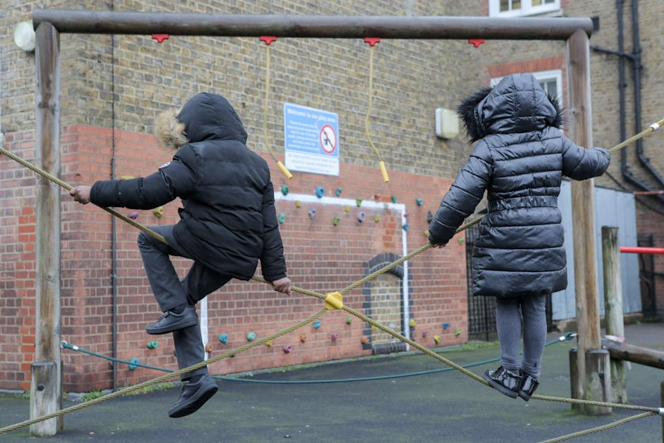 <p>Place2Be, the charity at the heart of our Young London SOS campaign launched last week to tackle the rising crisis of mental health among children, is the UK's largest school-based counselling service</p> (Matt Writtle)
