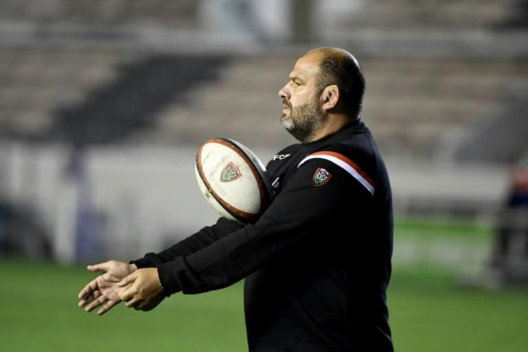Patrice Collazo took over as Toulon head coach in 2018