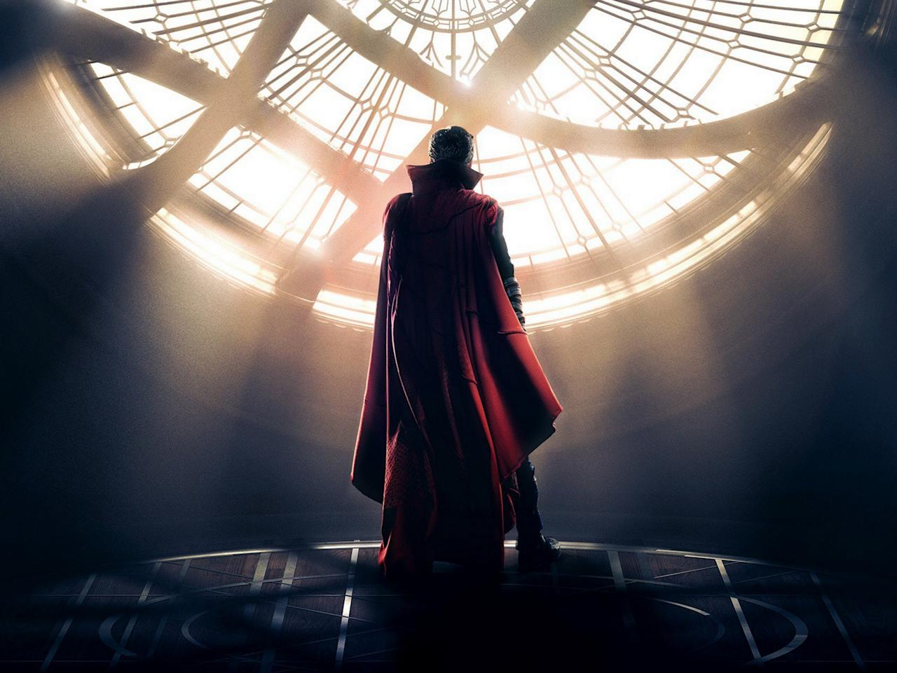 <p>Benedict Cumberbatch's Marvel debut transcended its fairly bog-standard origin tale trappings thanks to its stunning, mind-bending visuals and improbably amazing supporting cast that included Chiwitel Ejiofor, Rachel McAdams, Tilda Swinton, and Michael Stuhlbarg. </p>