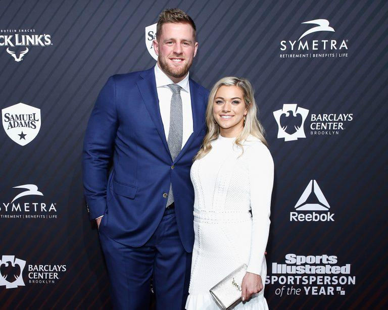 J.J. Watt, Kealia Ohai get married in the Bahamas