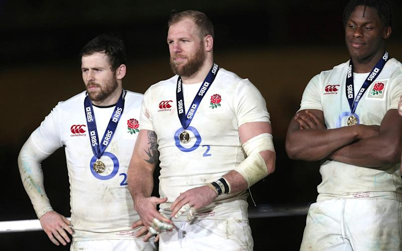 James Haskell - Credit: ap