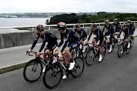 Ineos Grenadiers want their Tour de France title back